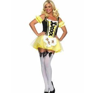 Leg Avenue Other - Leg Avenue Lil Miss Goldilocks Costume Size M/L